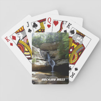 Hocking Hills Playing Cards