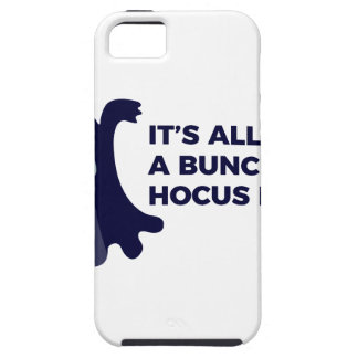 Hocus Pocus Ghost Boo Halloween Design Case For The iPhone 5