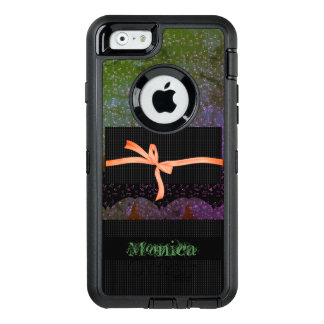 Hodge-Podge-Monogram-Mod-Apple-Samsung OtterBox Defender iPhone Case
