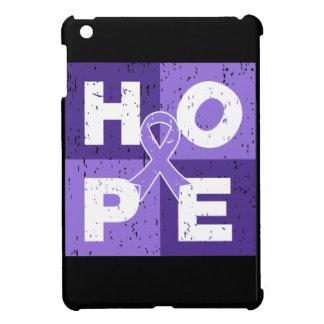 Hodgkins Lymphoma HOPE Cube iPad Mini Case