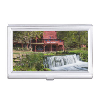 Hodgson Mill Landscape Business Card Holder