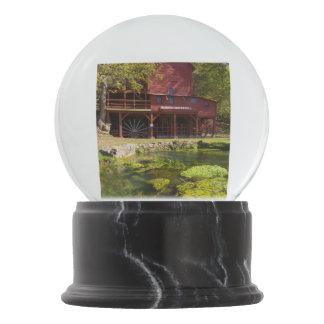 Hodgson Mill Snow Globe