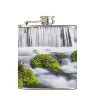 Hodgson Spring Falls Hip Flask