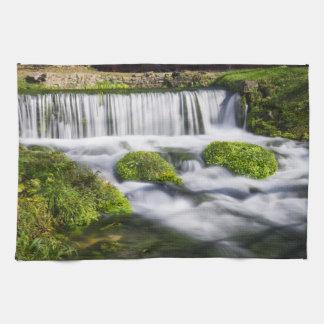 Hodgson Spring Falls Tea Towel