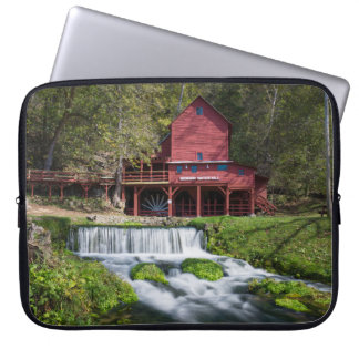 Hodgson Water Mill Landscape Laptop Sleeve