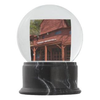 Hodgson Water Mill Snow Globe