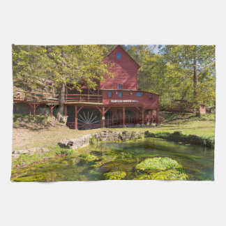 Hodgson Water Mill Towels