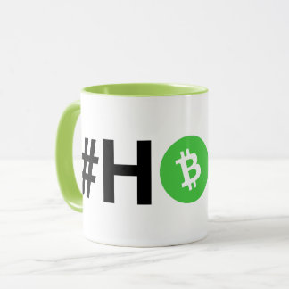 HODL Bitcoin Cash Mug