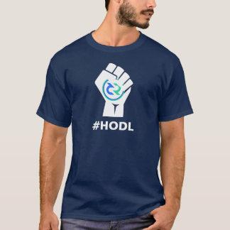 HODL Decred DCR Logo: White T-Shirt