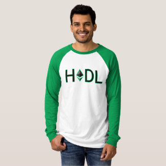 HODL onto Your Ethereum T-Shirt