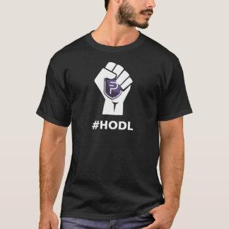 HODL Pivx Logo: White T-Shirt