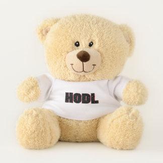 HODL TEDDY BEAR