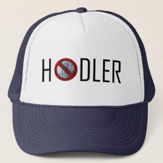 Hodler No Euro Trucker Hat
