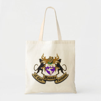 HOEF Heraldic Crest Budget Tote