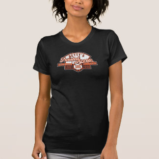 HOF16 Ladies' Twofer Sheer (fitted) T-Shirt