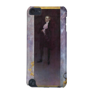 Hofburg actor Josef Lewinsky as Carlos by Klimt iPod Touch 5G Cases