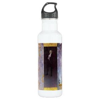 Hofburg actor Josef Lewinsky as Carlos by Klimt 24oz Water Bottle