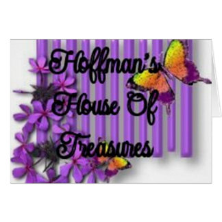 Hoffmans Candles Card