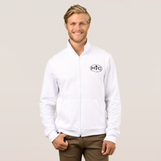 Hoffman's Oval Logo Fleece Jacket