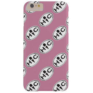 Hoffman's Oval Logo iPhone Case Pink