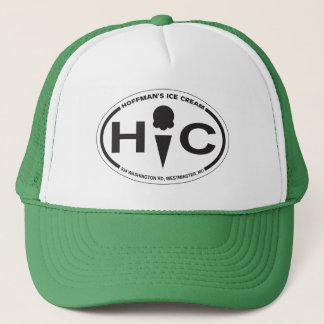 Hoffman's Oval Logo Trucker Hat