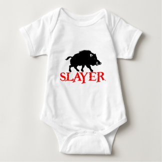 HOG SLAYER BABY BODYSUIT