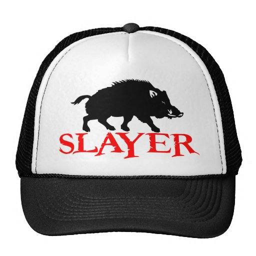 HOG SLAYER HATS