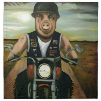 Hog Wild Napkin