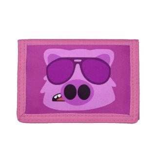Hog Wild Tri-fold Wallet