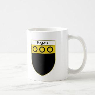 Hogan Coat of Arms/Family Crest Basic White Mug