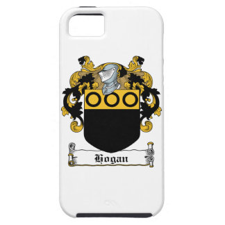 Hogan Family Crest Tough iPhone 5 Case
