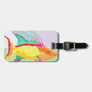 Hogfish Collection Bag Tag
