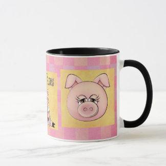 Hogs And Kisses mug