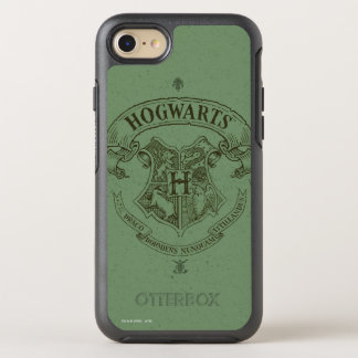 HOGWARTS™ Banner Crest OtterBox Symmetry iPhone 7 Case