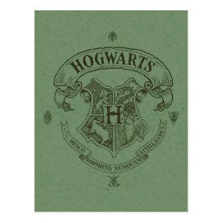 HOGWARTS™ Banner Crest Postcard