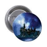 Hogwarts By Moonlight 6 Cm Round Badge