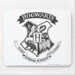 Hogwarts Crest 2 Mousepads