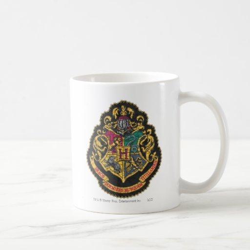 Hogwarts Crest Basic White Mug