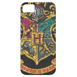 Hogwarts Crest - Destroyed Case For The iPhone 5