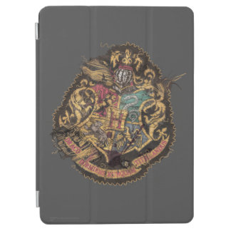 Hogwarts Crest - Destroyed iPad Air Cover