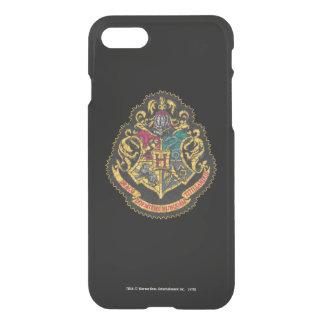 Hogwarts Crest - Destroyed iPhone 7 Case