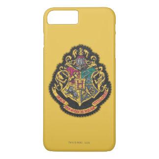 Hogwarts Crest - Destroyed iPhone 7 Plus Case