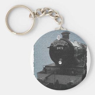Hogwarts Express Key Ring