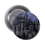 Hogwarts Magnificent Castle 6 Cm Round Badge
