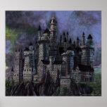 Hogwarts Magnificent Castle Poster