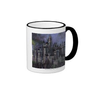 Hogwarts Magnificent Castle Ringer Mug