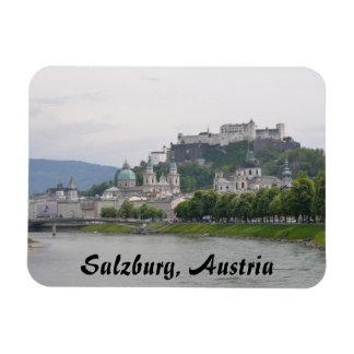 Hohensalzburg Castle, Salzburg, Austria Magnet
