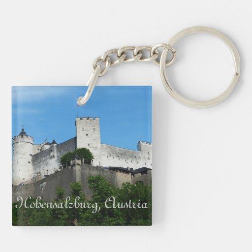 Hohensalzburg Fortress, Austria Key Chains