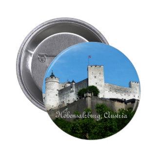 Hohensalzburg Fortress Austria Pin
