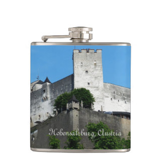 Hohensalzburg Fortress, Austria Hip Flasks